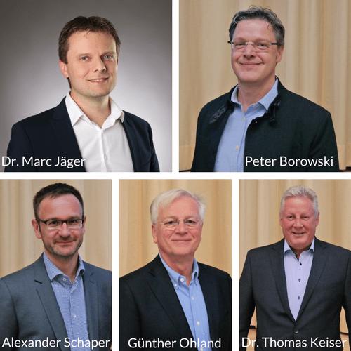 Vorstand Smarthomeinitiative Deutschland
