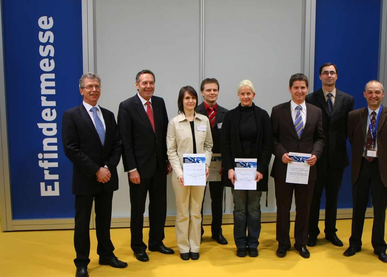 Fresenius Erfindermesse Gewinner