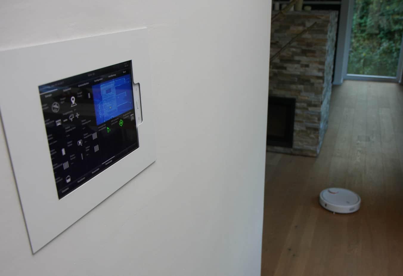 Saugroboter im Smart Home