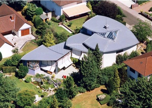 Smart Home Durlach mit KNX und Sonnenstandssteuerung