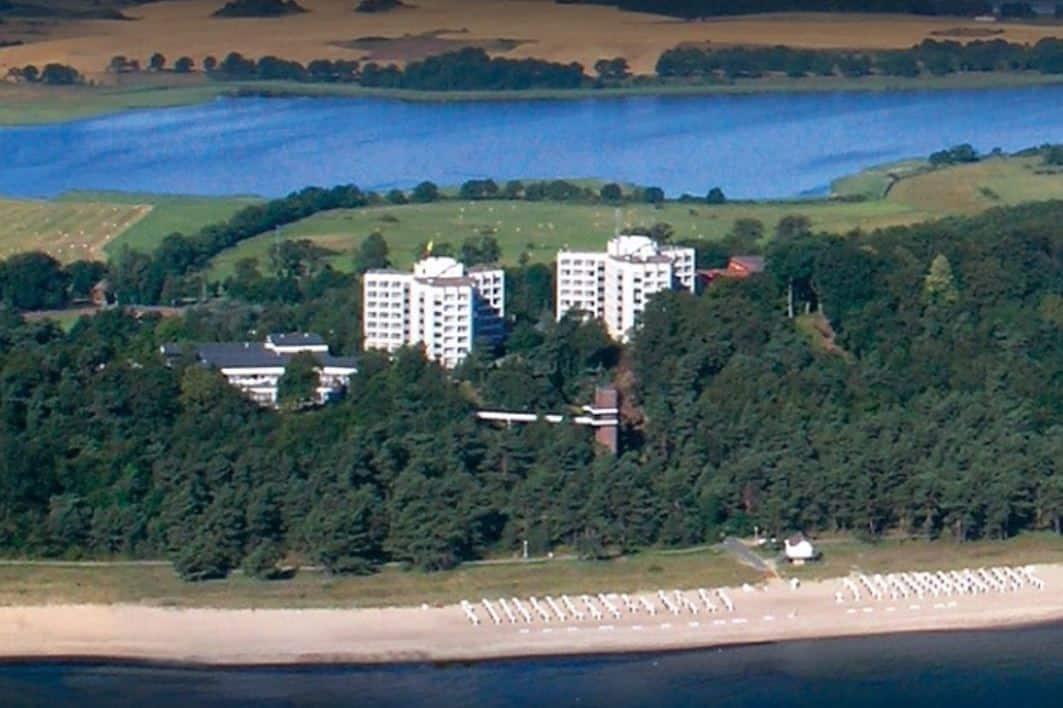 ENERGIE DATEN MANAGEMENT SYSTEM im Hotelkomplex auf Rügen