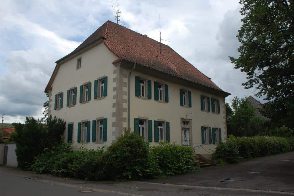 Smartes Pfarrhaus in Kaiserslauten