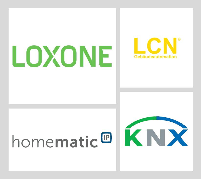 Der große Vergleich von KNX, LCN, loxone und Homematic